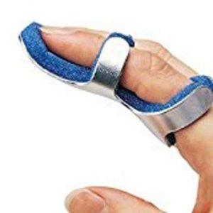 attelle doigt stabilisation