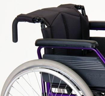 fauteuil roulant dossier